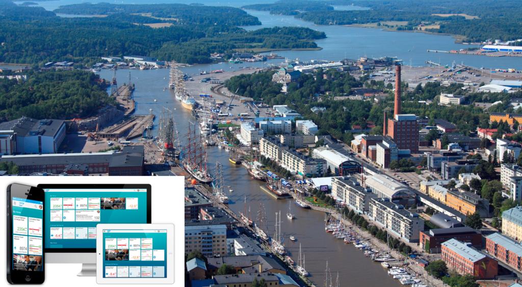 Turku otti ensiaskeleen mobiilissa pilvistrategiassaan
